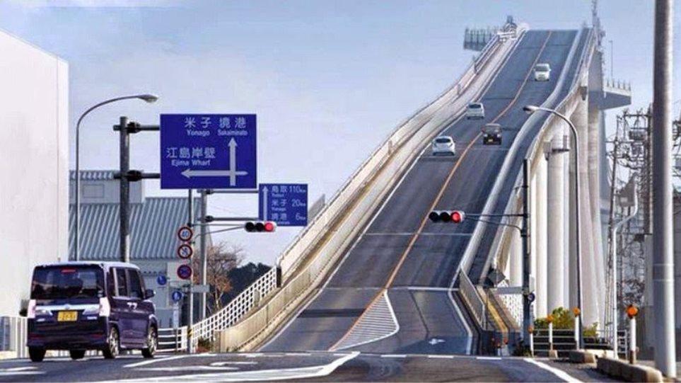 Βίντεο: Αυτή η γέφυρα στην Ιαπωνία προκαλεί ίλιγγο